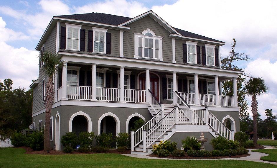 Home Builder In Charleston Sc South Carolina
