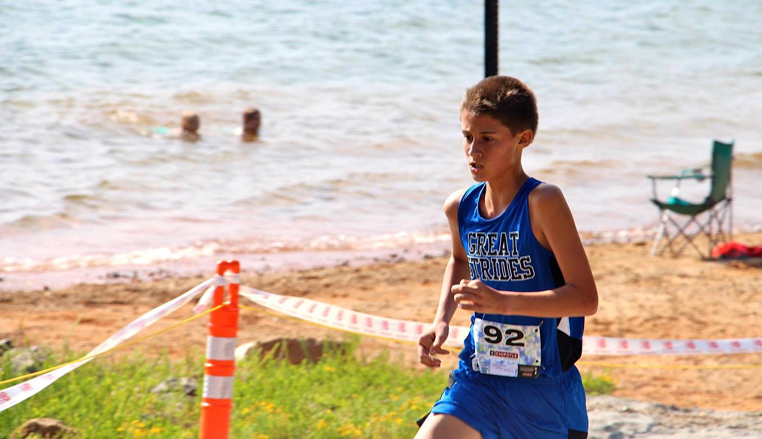 Georgia Middle School 'Runners of the Week' ending 9/20