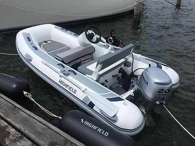 Highfield Classic Inflatable Boat