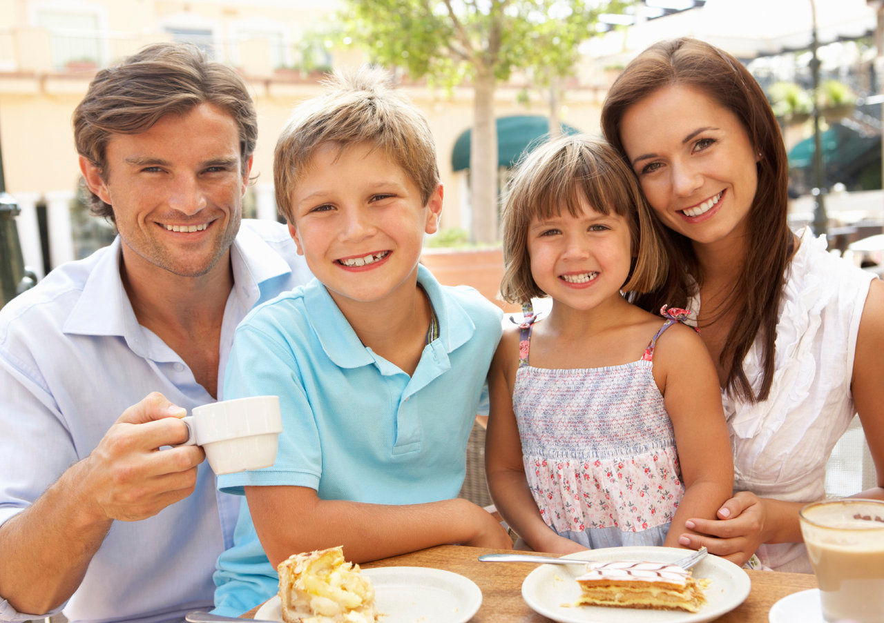 Image result for family lunch