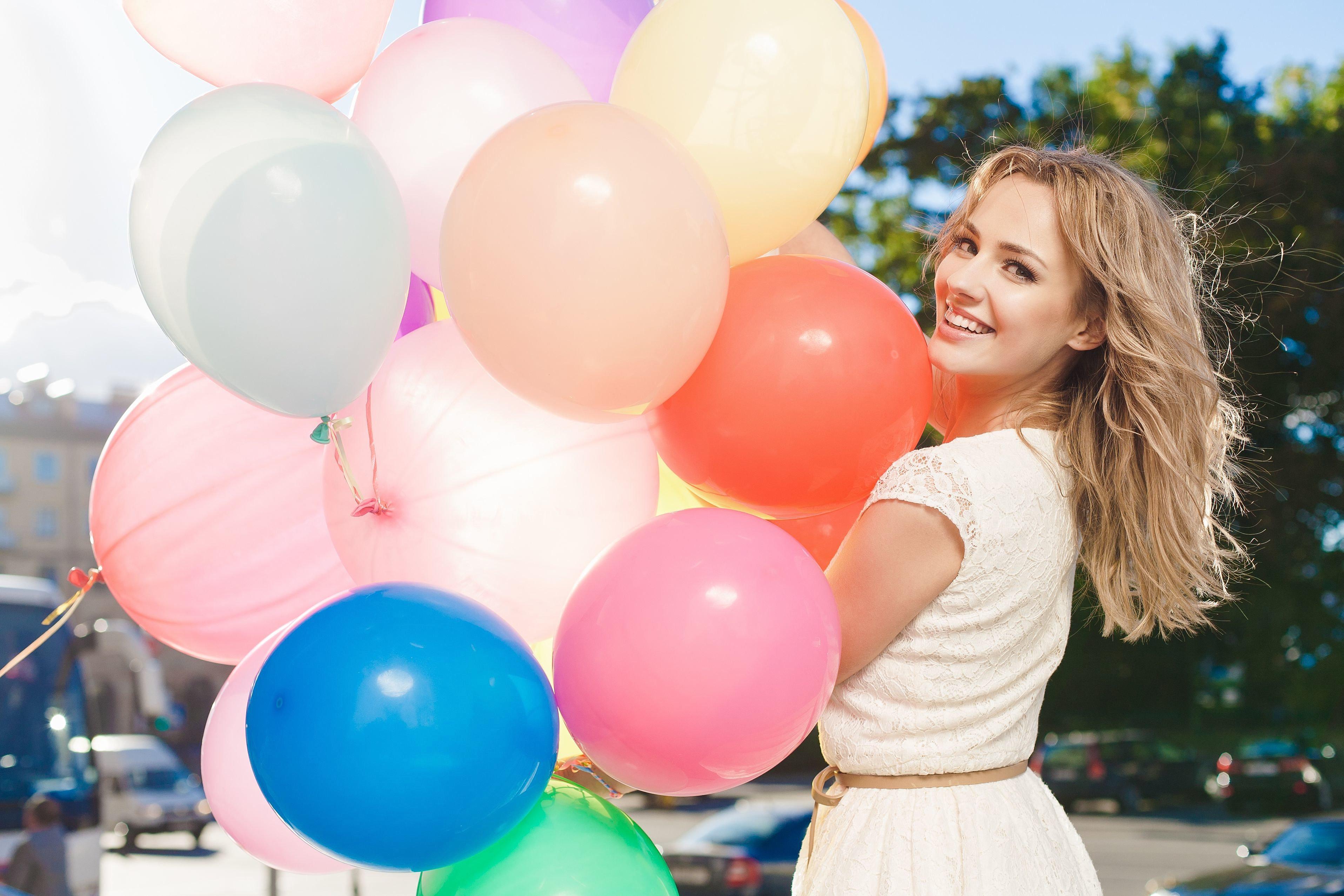 Смотреть секс с воздушными шарами 23 фотография