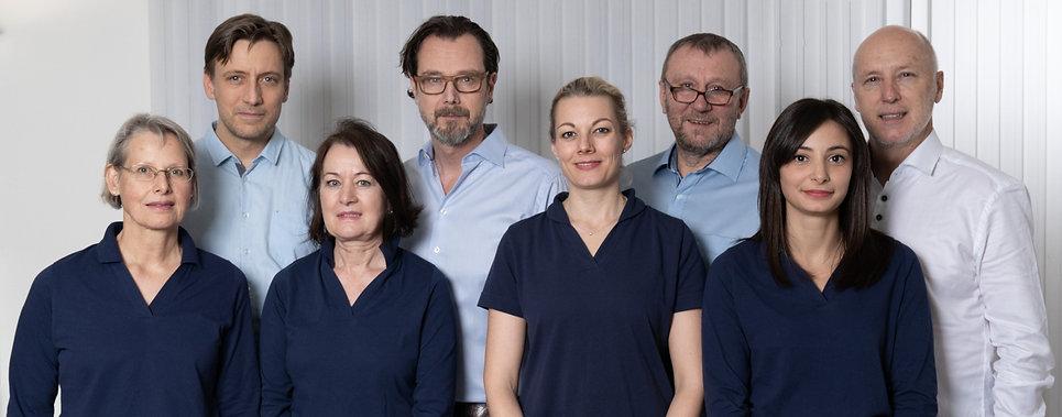 Orthopädische Gemeinschaftspraxis Schützenmatt Team