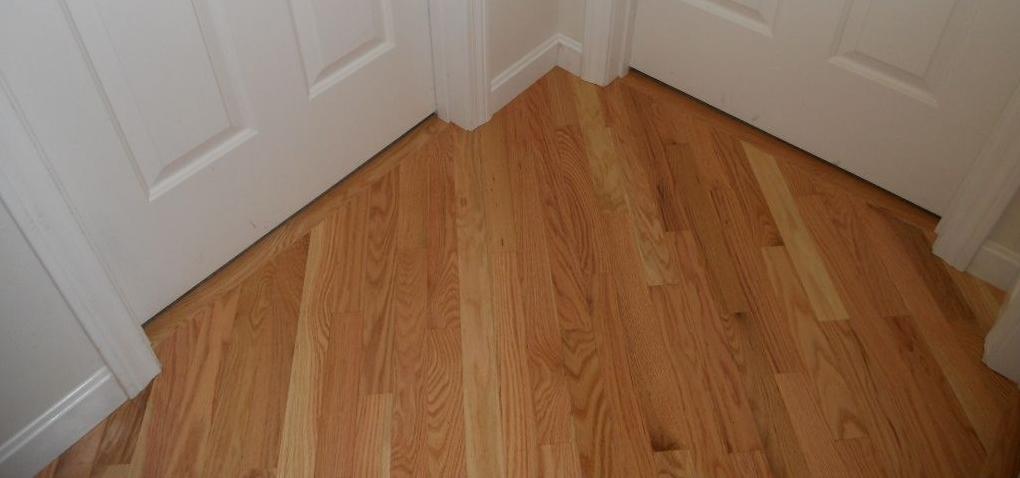 Nh hardwood and tile floor installation hardwood detail for Installing 3 4 inch hardwood flooring