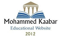 Mohammed Kaabar Website icon