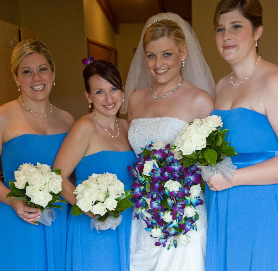 Bridal Bouquet Flowers for Weddings in Brisbane, Sunshine Coast ...