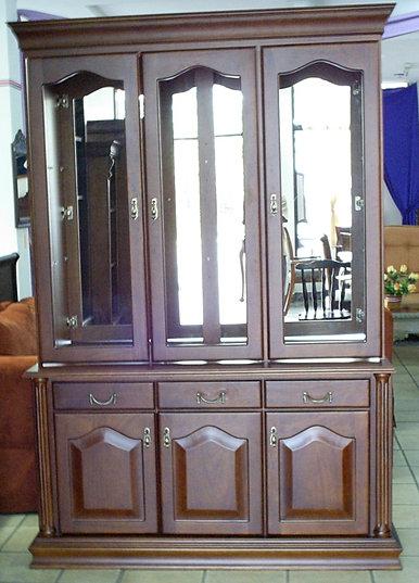 Muebles Finos de Sarchi  Trasteros, Vitrinas, Bufeteras
