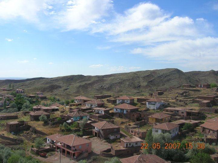 Derebagi köyü