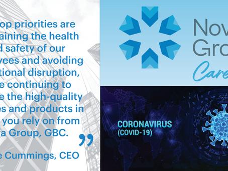 来自Nova Group的COVID-19最新消息