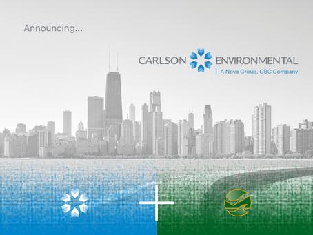 诺瓦集团收购卡尔森环境公司.