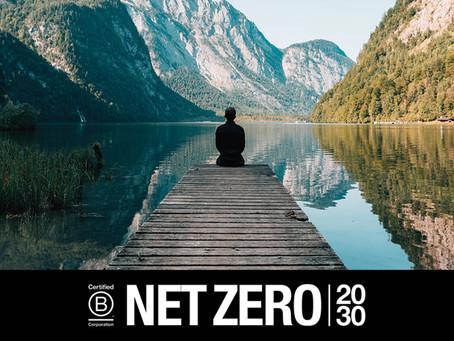 """介绍Nova的""""2030 - Net-Zero之旅"""""""