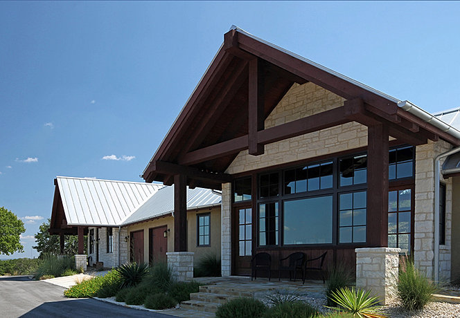 Texas hill country residential architects joy studio for Texas hill country design