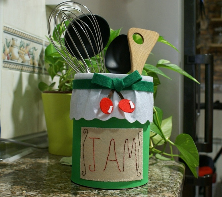 Milart bote para utensilios de cocina for Bote utensilios cocina