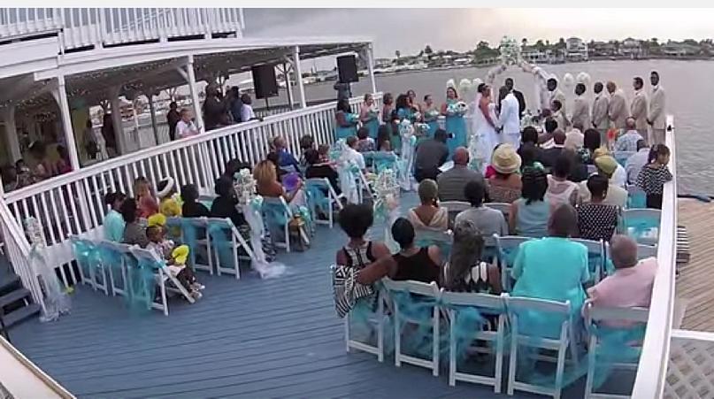 Galveston Wedding Venue Waterfront