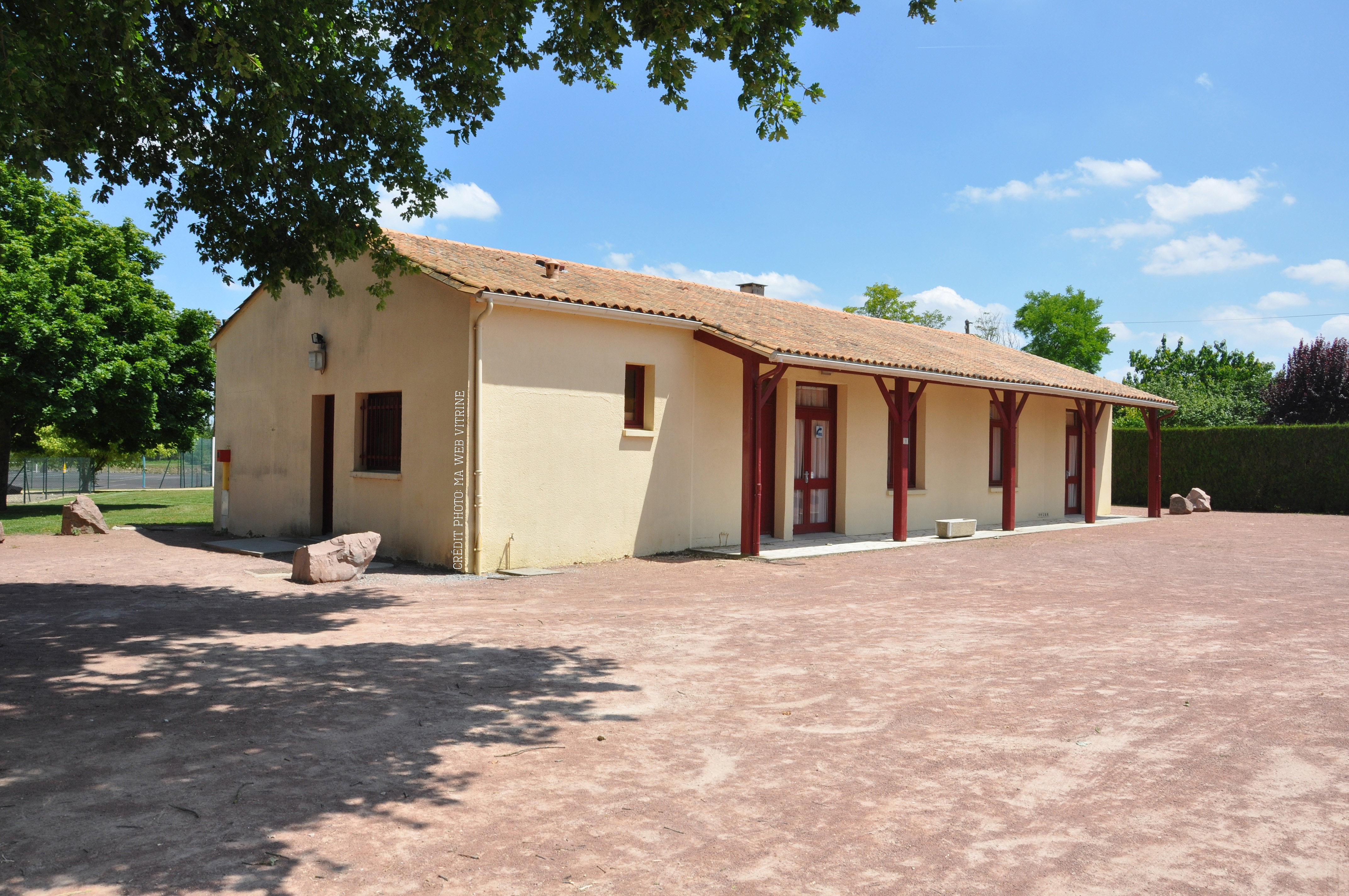 commune de cuhon 86110 mairie salle des fetes de cuhon