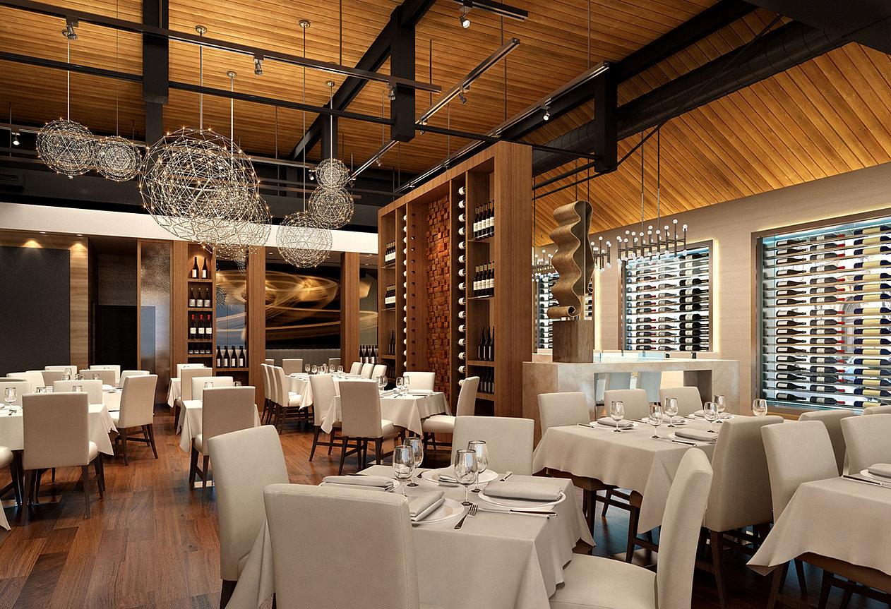 Xl design and 3d studio inc toronto 3d rendering and for 3d restaurant design software