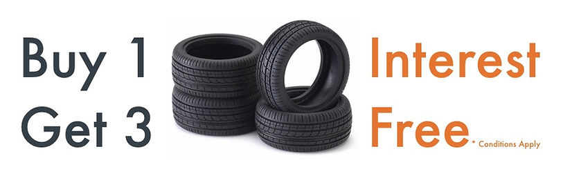 Tyres and Rims Interest Free