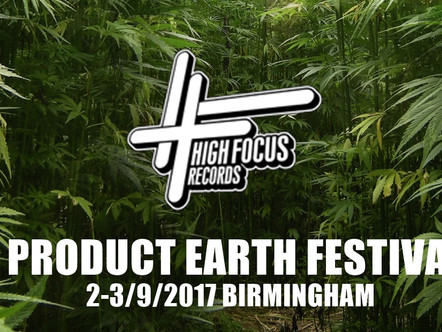 'HIGH FOCUS RECORDS' AT 'PRODUCT EARTH' FESTIVAL 2017