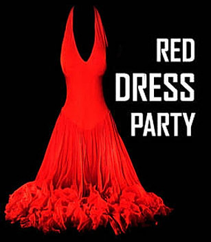 Chicago Red Dress Party