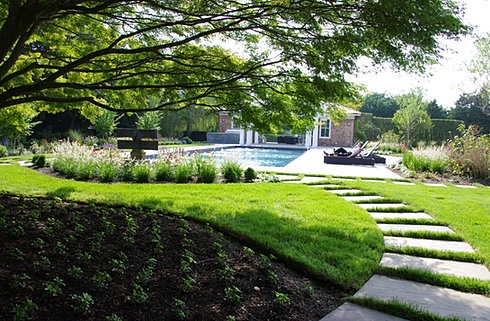 Dale design inc landscape architecture for Landscape design inc