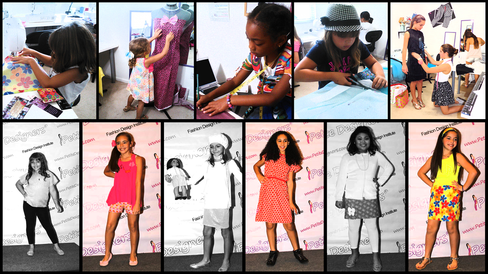 More Than Just Sewing Classes Fashion Design Summer Camp
