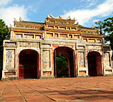 The Mieu (Temple of the generations)
