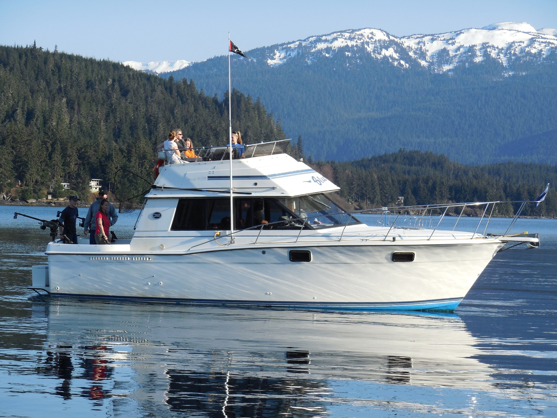 Juneau fishing charter reel alaska adventures for Juneau fishing charters