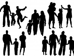Image credit: <a href='http://www.123rf.com/photo_8337164_vector-of-silhouettes-of-families-in-different-situations.html'>oscarmp / 123RF Stock Photo</a>