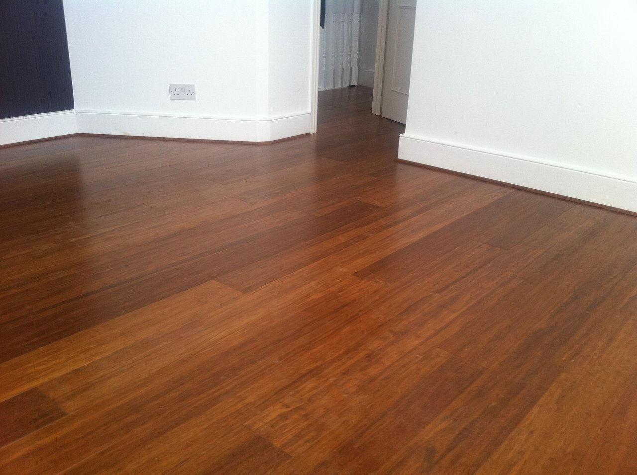 The london wood flooring co - Bamboo Solid Floor