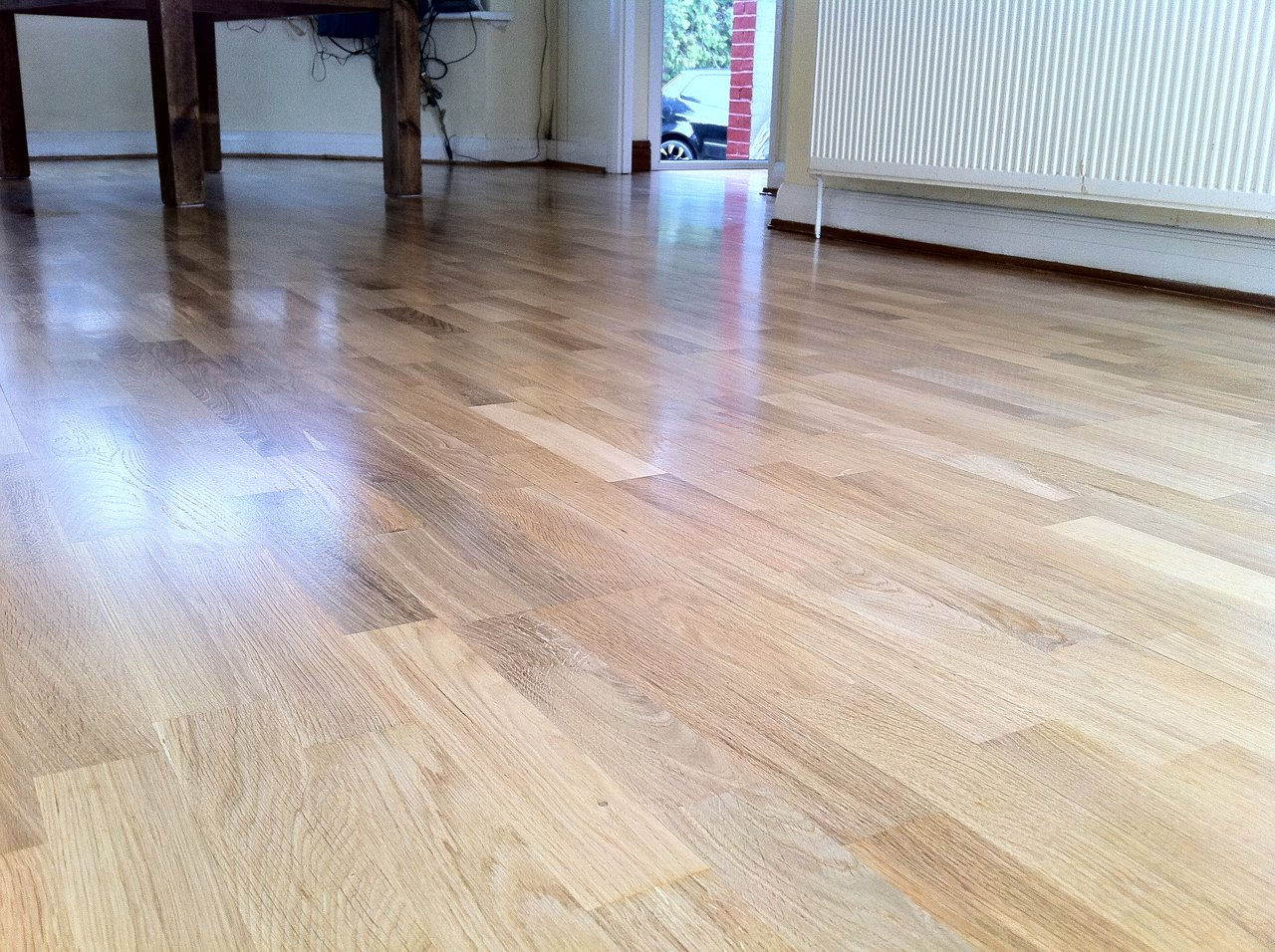 The london wood flooring co - Wooden Floor Sanding Varnishi