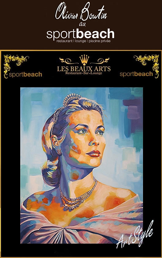 Vernissage Exposition Sport Beach