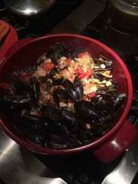 John Fahrner's mighty Mussels