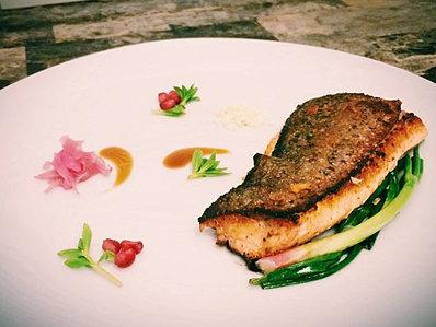 Jenny Wang's Rainbow trout