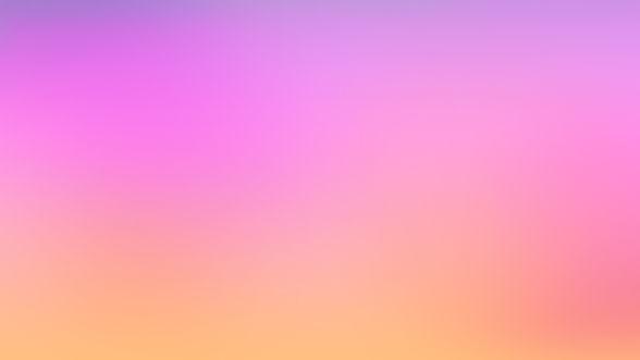 Pink to Orange Gradient