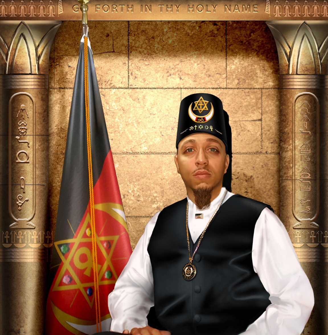 Its Nation Time Gather Now Moors