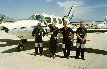 Pilotit_Espanjan_leirilla.jpg