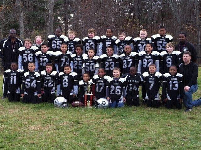 Brockton Raiders American Youth Football Rdandthgradecahmpions Jpg