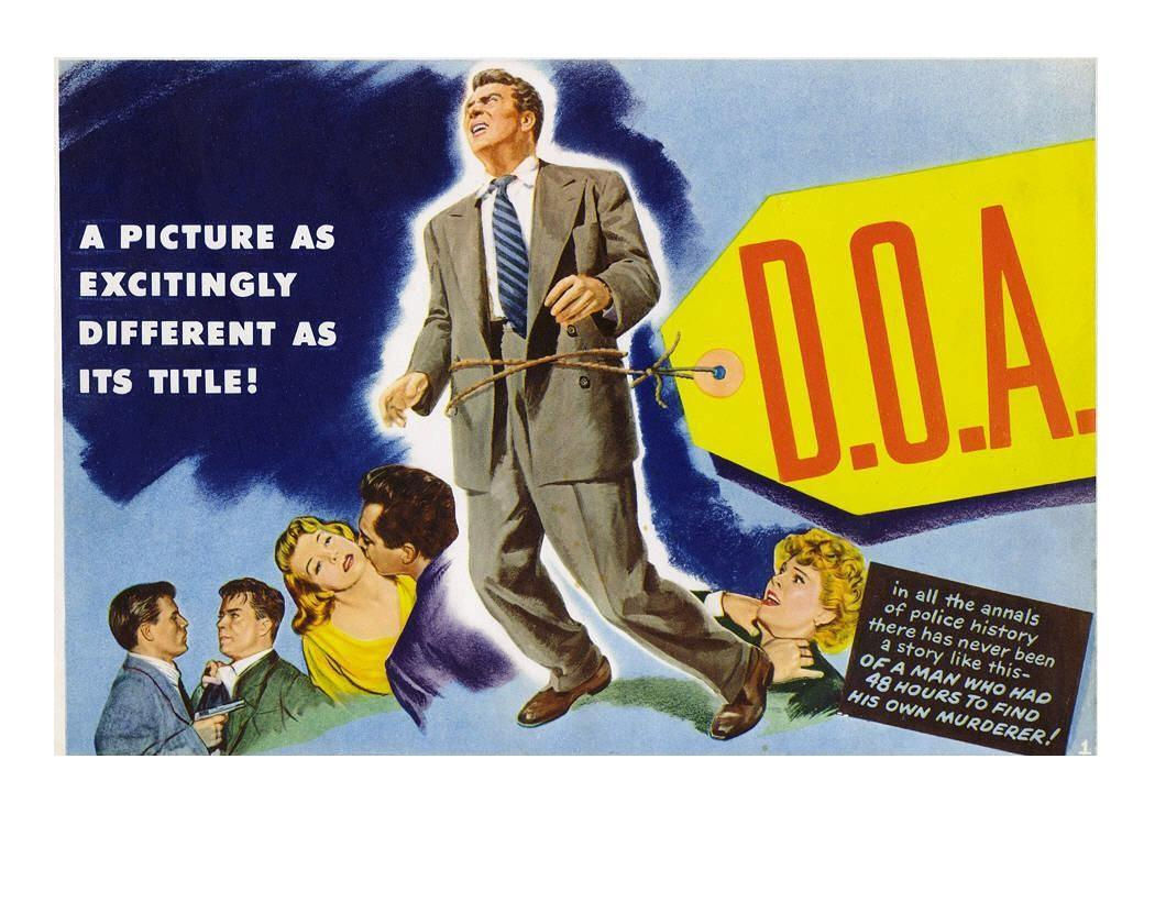 Image result for D O A 1950 movie