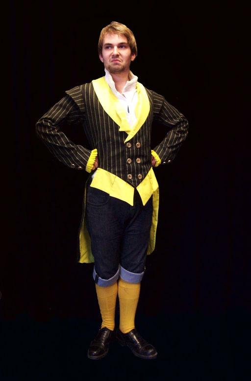 kimberley gerrard costume maker