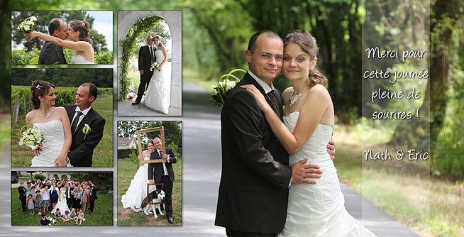mariage carte remerciement 09jpg - Carte Remerciement Mariage Pas Cher