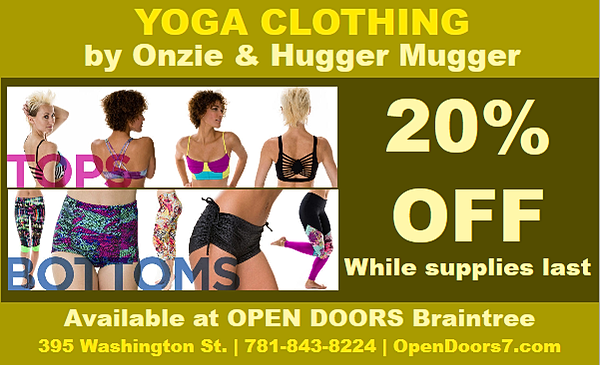 Open Doors Yoga Studios Boston And South Shore