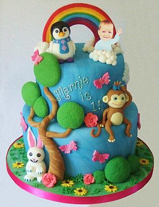 Baby Jake Birthday Cake Image Inspiration of Cake and Birthday