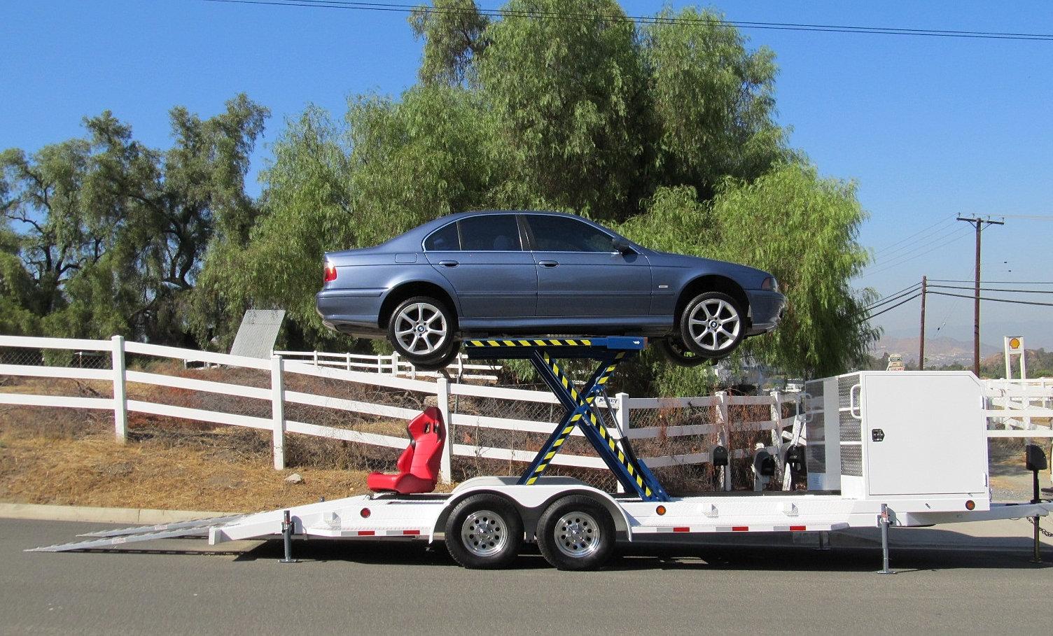 9 Car Trailer Autos Post