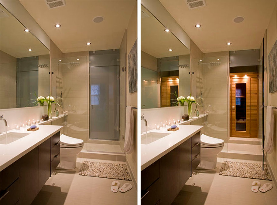 Modern bathroom design bathr with regard to property for Bathroom design dublin
