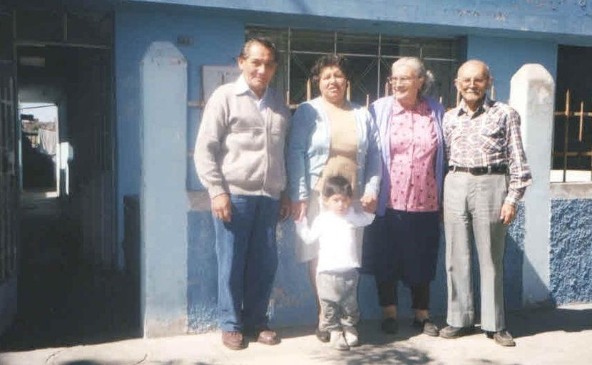 PASTOR FELIPE Y AMIGOS