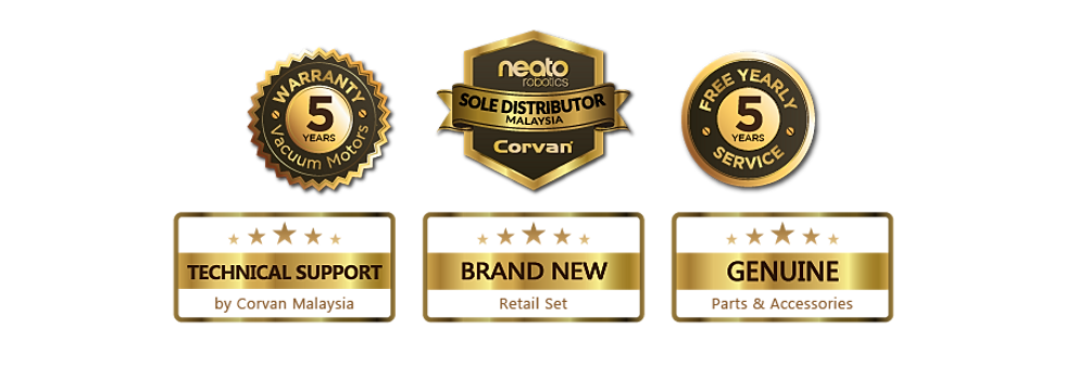 Neato warranty & support service centre