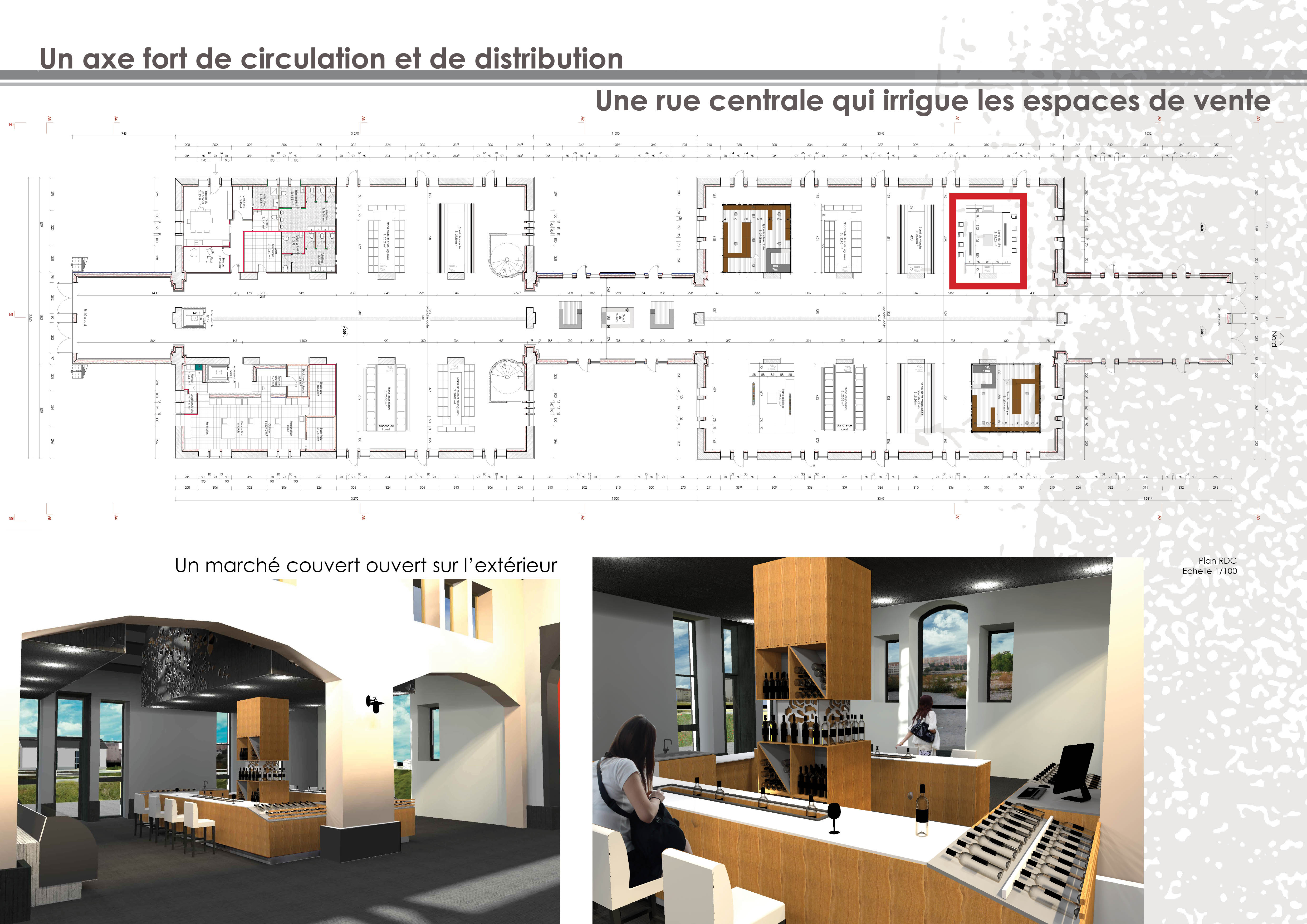 Architecte Interieur Projet Dipl Me Dsaa