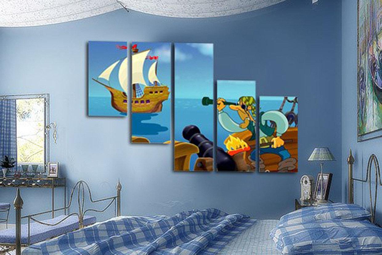 Картина в детскую комнату своими руками 91