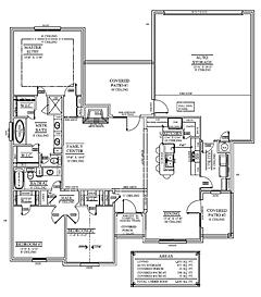 custom floorplans bismarck - Custom Floor Plans