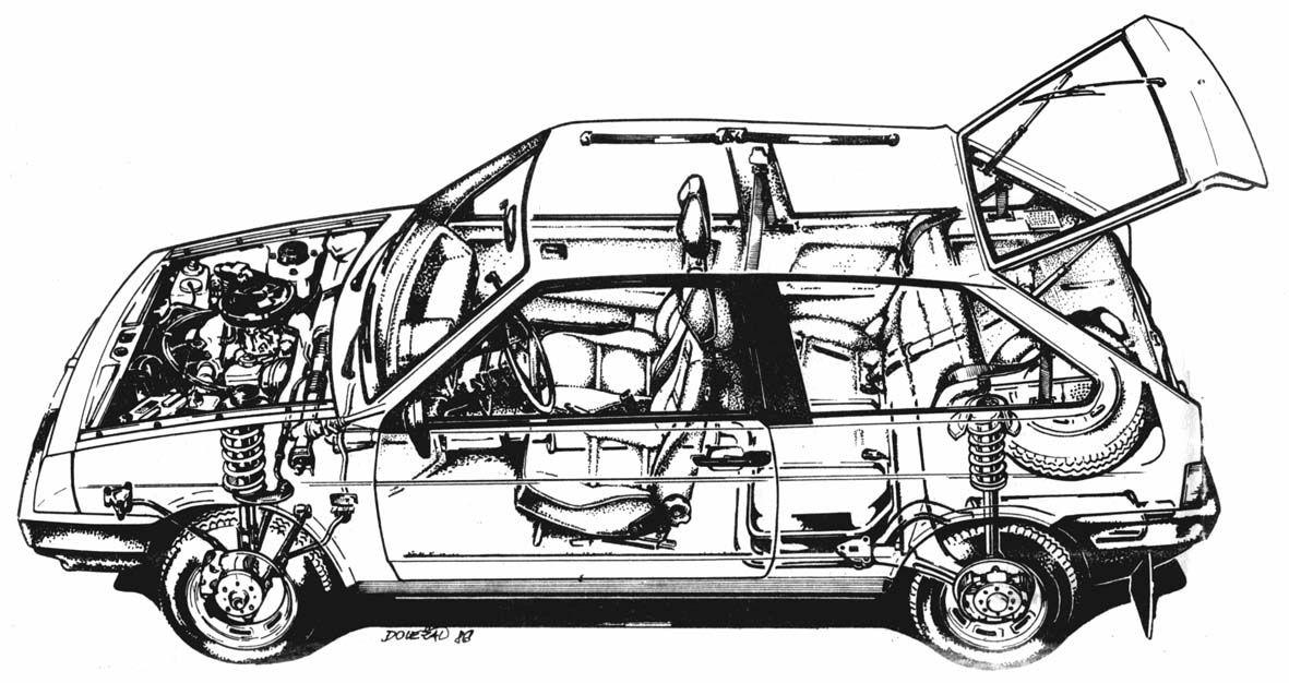 carprint  car brochures  art  photos  tests