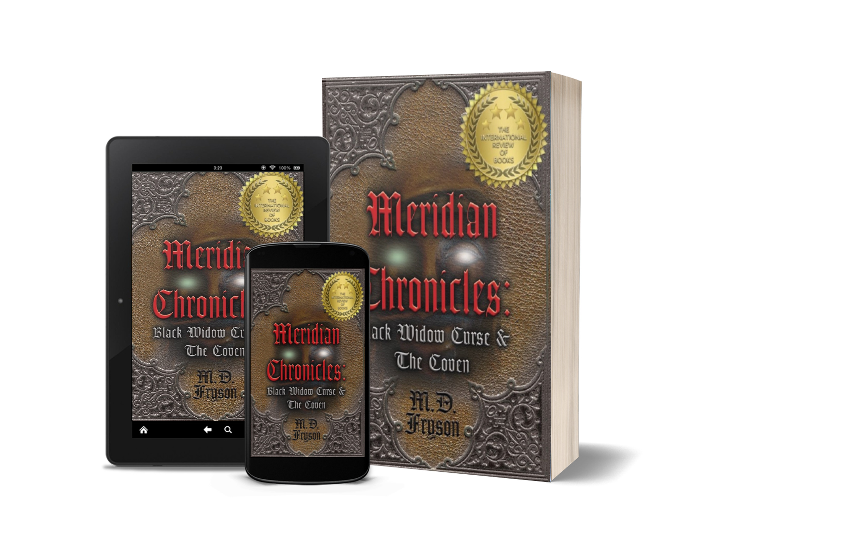 Ready for Meridian Chronicles Fairy Nymphs & The Demon Court?